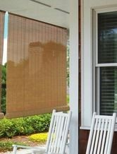 PVC Roll-up Blinds from Ocean State Job Lot	 $6.99
