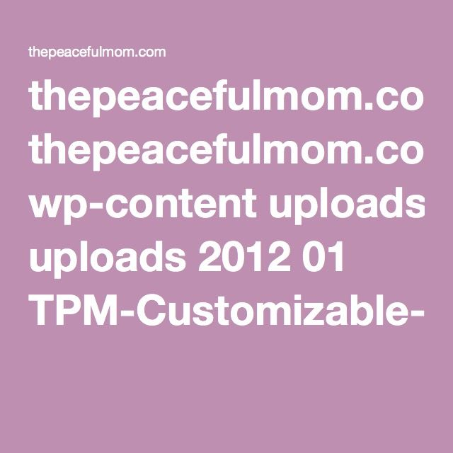 thepeacefulmom.com wp-content uploads 2012 01 TPM-Customizable-Two-Week-Menu-Planner.pdf