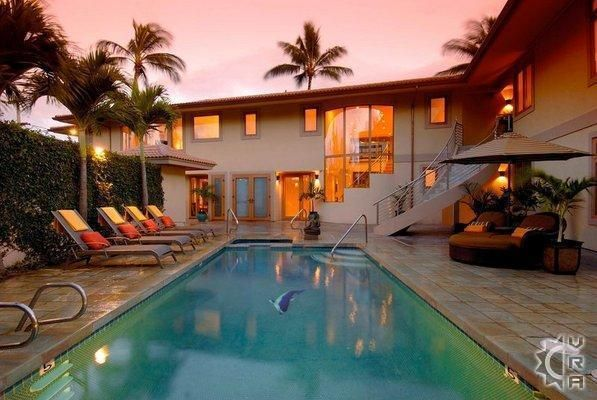 Kihei 12bd/12ba - 4villas, sleeps 24, $3780/night, no additional cleaning fees stated. perfect!!!