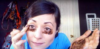 Vous voulez vous débarrasser des premiers signes du vieillissement de la peau? Lisser et éclaircir la peau autour des yeux - c'est elle qui donne votre âge. Devenir plus jeune J'utilise le meilleur outil efficace pour les cernes, les cernes et les yeux...