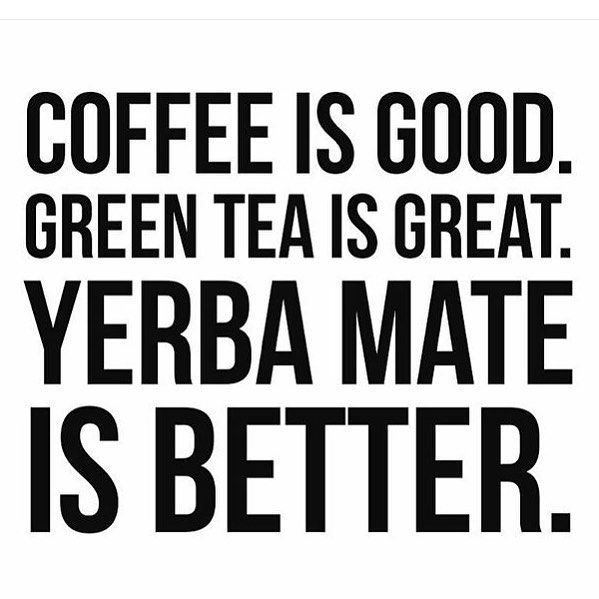Your beverage???! Who knows about @guayaki Yerba Mate tell me your experience