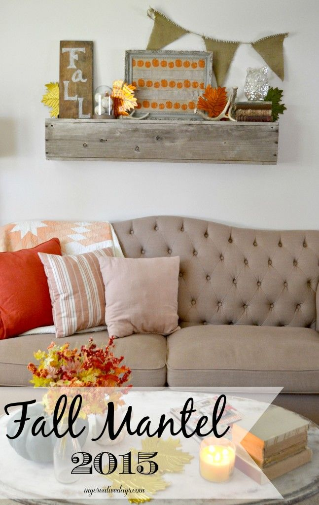 Black dress ideas for fall mantel