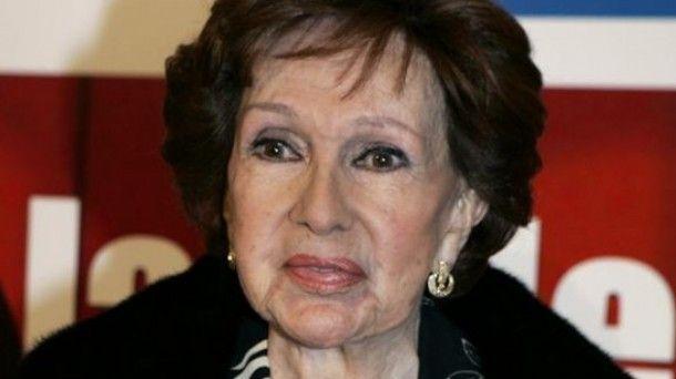 Fallece la actriz Amparo Rivelles, a los 88 años