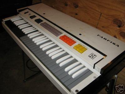 farfisa combo organs pinterest keyboard. Black Bedroom Furniture Sets. Home Design Ideas