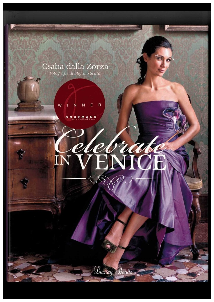 Celebrate in Venice _ winner, best entertaining book ITALY 2012