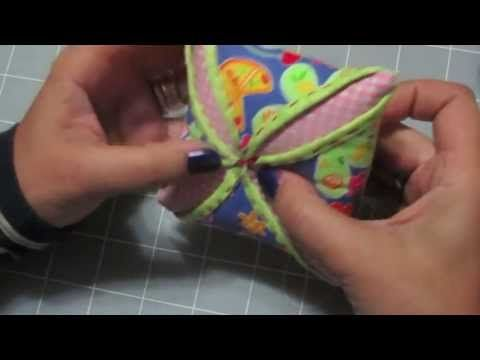 VENTANA DE CATEDRAL PATCHWORK ALFILETERO - YouTube