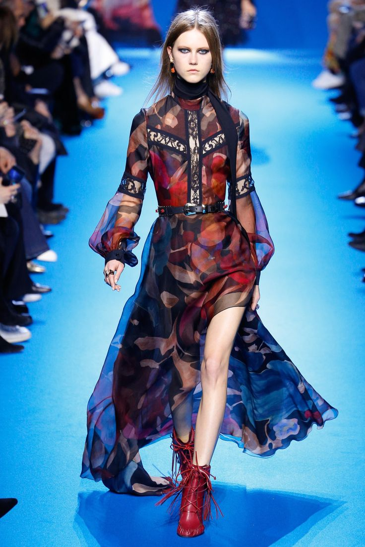 Elie Saab Fall 2016 Ready-to-Wear Collection Photos - Vogue