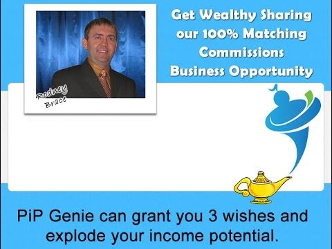 PiP Genie will grant you 3 wishes to help build your PiP business.