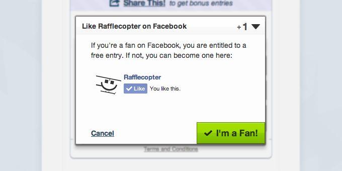 Facebook Platform Policy Updates & Upcoming Changes regarding contests (via Rafflecopter)