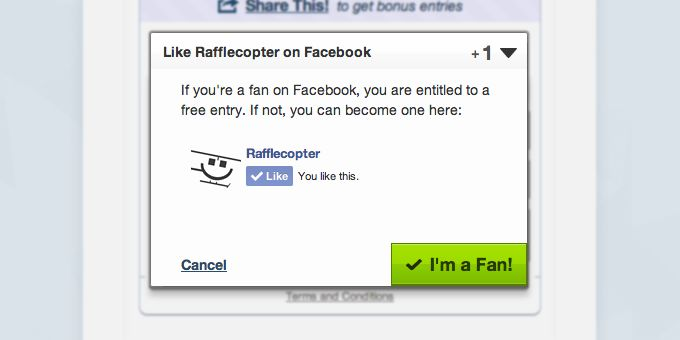 Facebook Platform Policy Updates & Upcoming Changes regarding contests (via Rafflecopter)