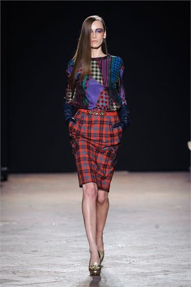 Massimo Rebecchi - Collections Fall Winter 2013-14 - Shows - Vogue.it