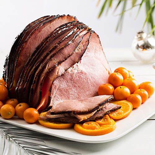 Maple Glazed Holiday Ham - $99