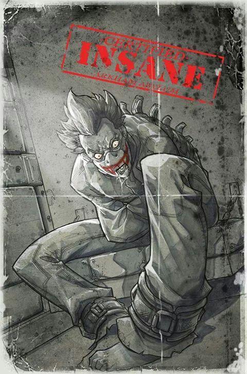 The Joker •Eddie Nuñez