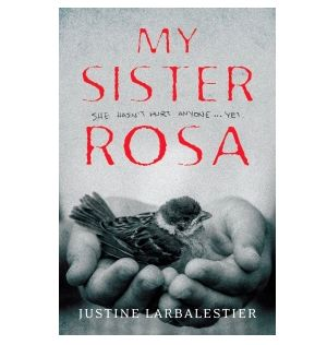 LoveOzYA Book Review: My Sister Rosa by Justine Larbalestier is a story about the labels we apply to people and the way those labels encourage (unfair) stereotypes and prevent us from seeing people for who they really are.