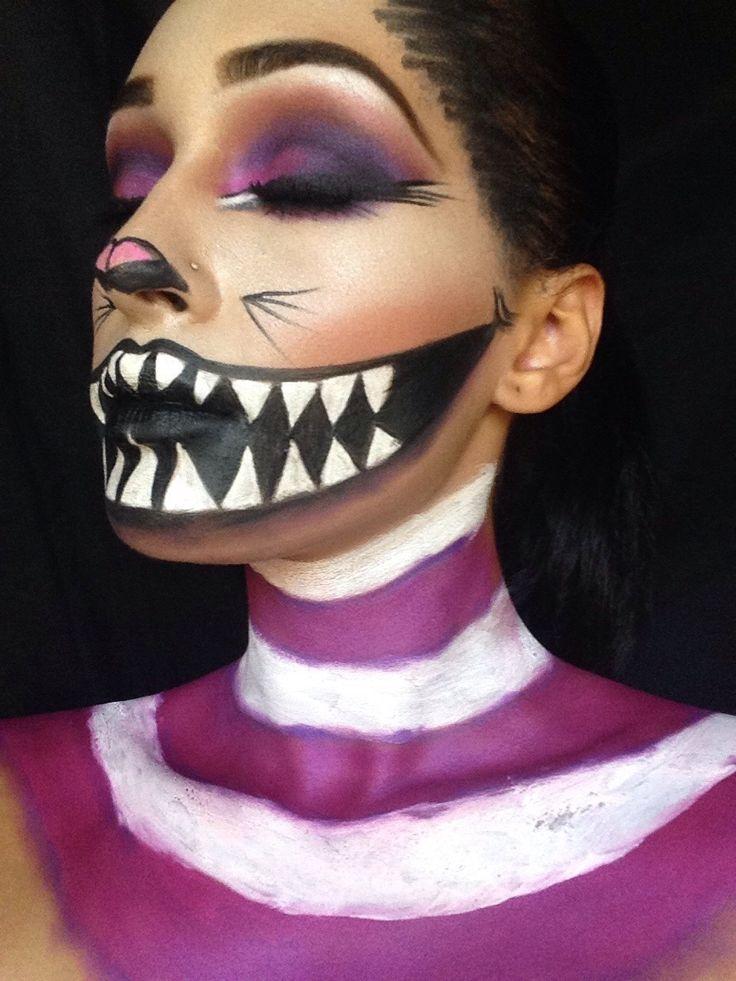 Best 25+ Cat halloween makeup ideas on Pinterest   Cat makeup, Cat ...