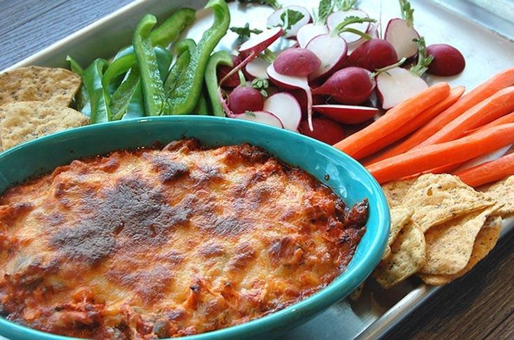 Facebook Twitter Google+ Pinterest If you love Buffalo Chicken Dip, I think you're going to be obsessed with this recipe! It's Buffalo Chicken Dip like you've never had it before- full of rich, intense flavor and surprisingly healthy!  Traditionally, buffalo chicken dip is loaded in...