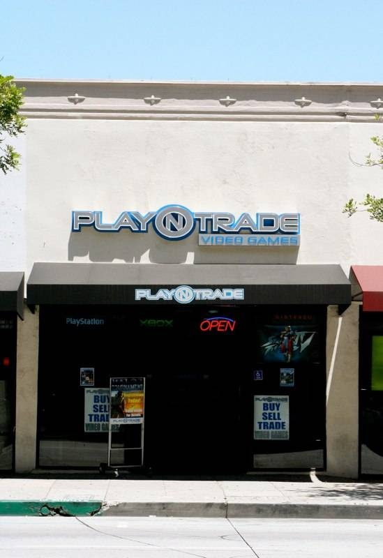The PlayNTrade store of Pasadena is a horrible experience.  I only went to them because I had a broken Xbox 360.  They replaced a GPU but it quickly broke again.  I took it back.  It took 2 weeks (should be one hour).  It still was not fixed so I paid a visit.  The owner said it was being warmed as it had two red warning lights.  One employee literally told me to remain preoccupied.  I went home to see what the two red warning lights were and Microsoft has those specific lights for…