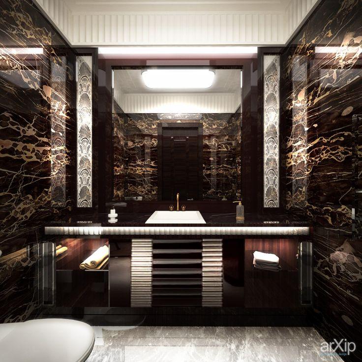 Фото Офис на Нахимовском. - интерьеры, офис, администрация, ар-деко, open space, 50 - 80 м2, высокий