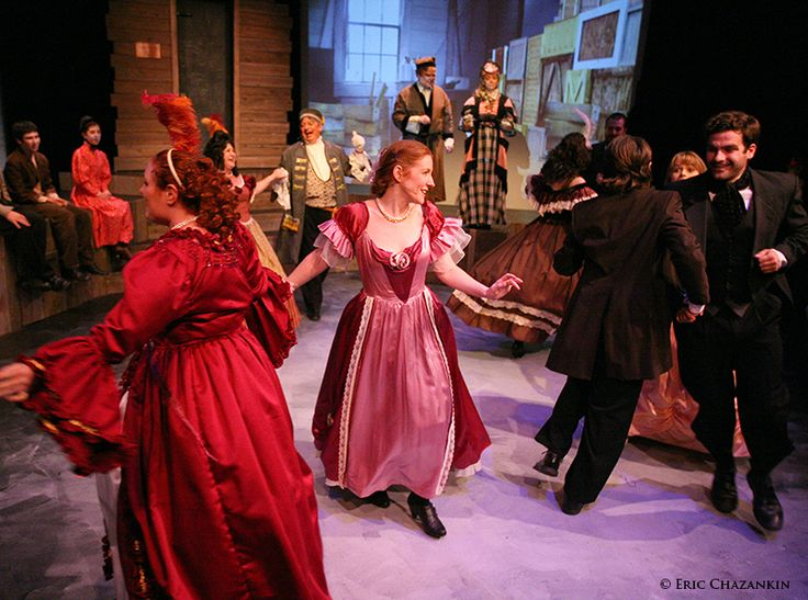 """""""Scrooge: The Musical"""" at Spreckels, Rohnert Park, Calif. playing through Dec. 21.  READ REVIEW AT: http://imaginationlane.net/reviews/christmas-scrooge-the-musical-spreckels-2014/"""