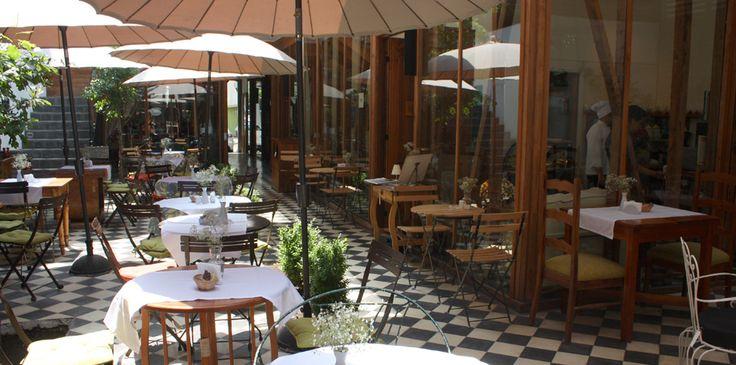 Cafe en Barrio Italia, con brunch de 11 a 15 hrs
