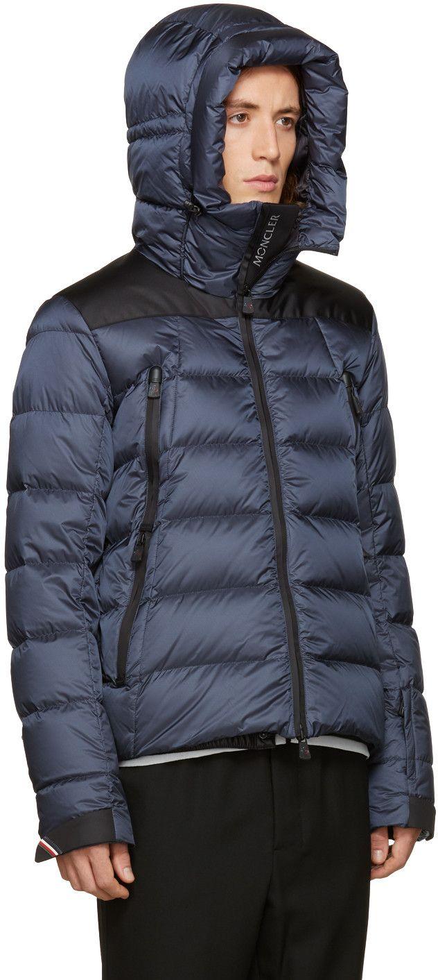 Moncler Grenoble - Navy Down Camurac Jacket