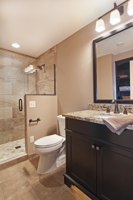 Bathroom jpg traditional basement minneapolis by for Bathroom remodeling minneapolis mn