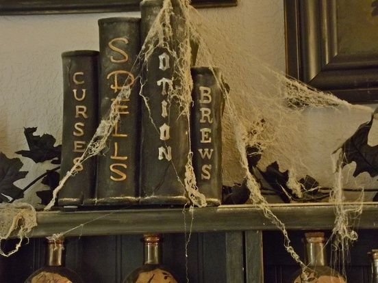 1000 images about witches kitchen ideas on pinterest for Witches kitchen ideas