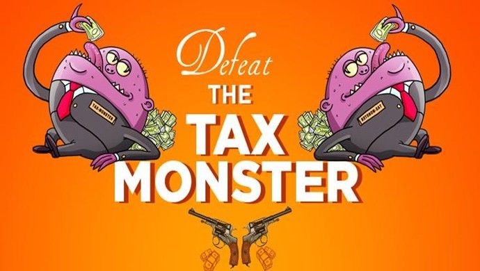 How Traders can defeat the Tax Monster! - Great Article in the My Trading Buddy Blog