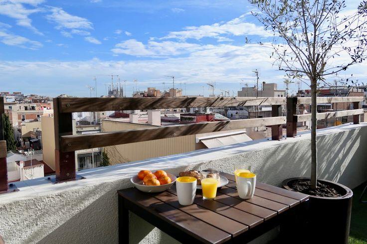 Sun, good views and terrace!!!! - Appartements à louer à Barcelone, Catalogne, Espagne