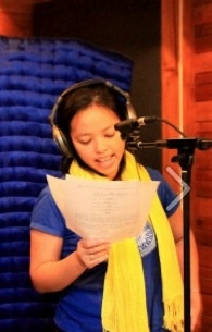 Yolanda W. Santi. Indonesian Voice Over Artist / Voice Over Director / Translator / Script Writer / Copy Writer. Projects: IVR, Audiobook, Video Profile, Animation, TV/Radio Commercial / Company Profile. Email: yolandawsanti@gmail.com Website:  - http://yolandawsanti.wordpress.com/ - https://soundcloud.com/yolanda-widiana-santi - http://www.guru.com/freelancers/Female-Voiceover/Indonesia/Jakarta/1576706