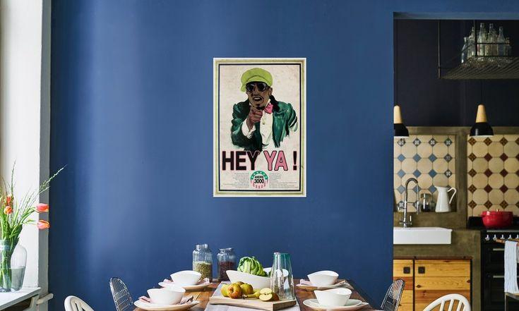 Hey Ya! #2 en Affiche premium par Ads Libitum | JUNIQE