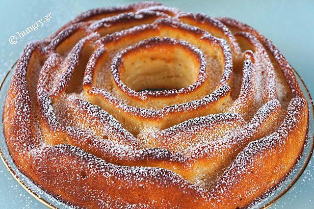 Kitchen Stori.es: Κέικ με Στέβια