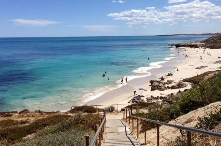Bailey beach perth