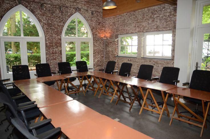 De Blauwe Kei is de perfecte plek voor uw zakelijke bijeenkomst in een ongedwongen sfeer