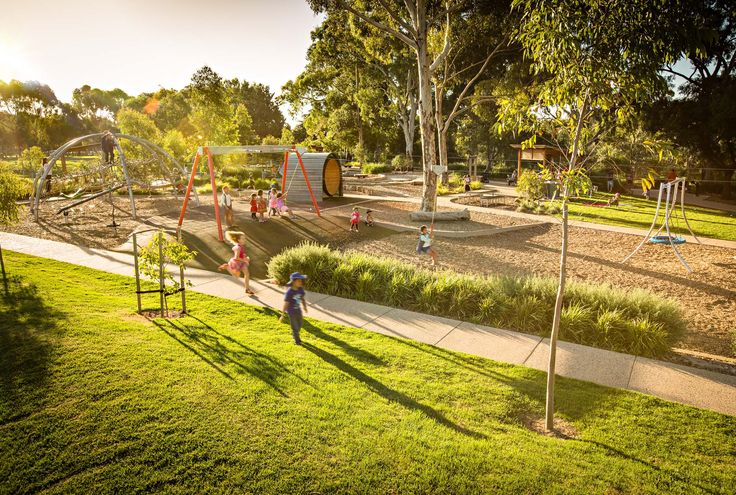 Bonython Park Playspace Adelaide