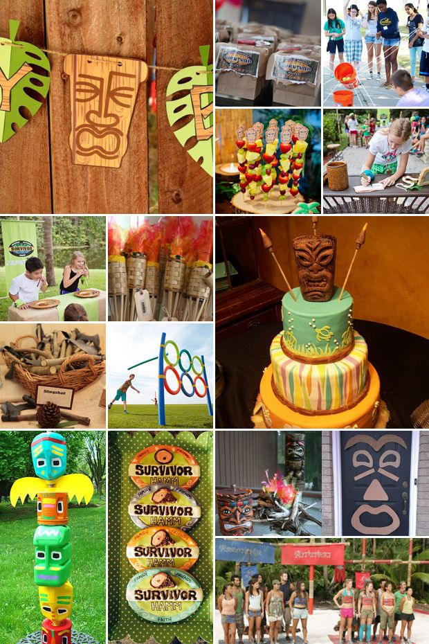 This party theme is ideally suited for boys and adventure loving girls, and can be hosted as a s...