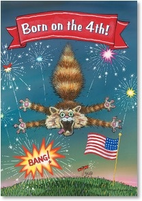 Born On The 4th Of July Cards 137 best images...