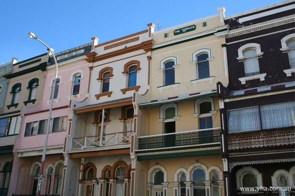 Terraces on Watt Street