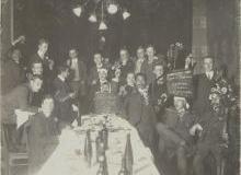 Amsterdamse studentenvereniging met leden uit Nederland en de koloniën