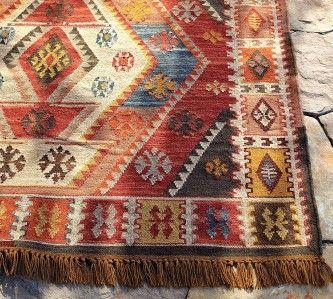 1023 best mostly kilims images on pinterest kilims for Pottery barn carpet runners