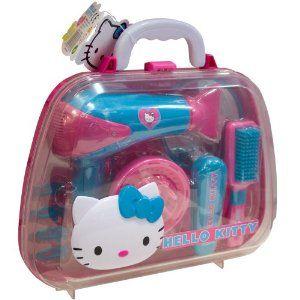 Hello Kitty Hair Care Set: Amazon.co.uk: Toys & Games