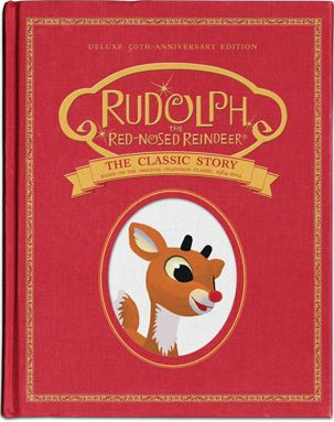 Rudolph the red nosed reindeer story book