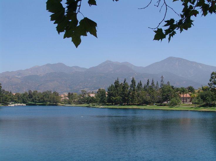 Rancho Santa Margarita, CA : Lake Rancho Santa Margarita