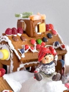 Ideas for a perfect gingerbread house