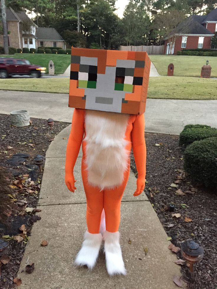 Stampy cat costume like