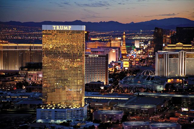 Trump International Hotel and Tower Las Vegas