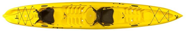 Ocean Kayak Zext Two Expedition Tandem Kayak | Click to Learn More.