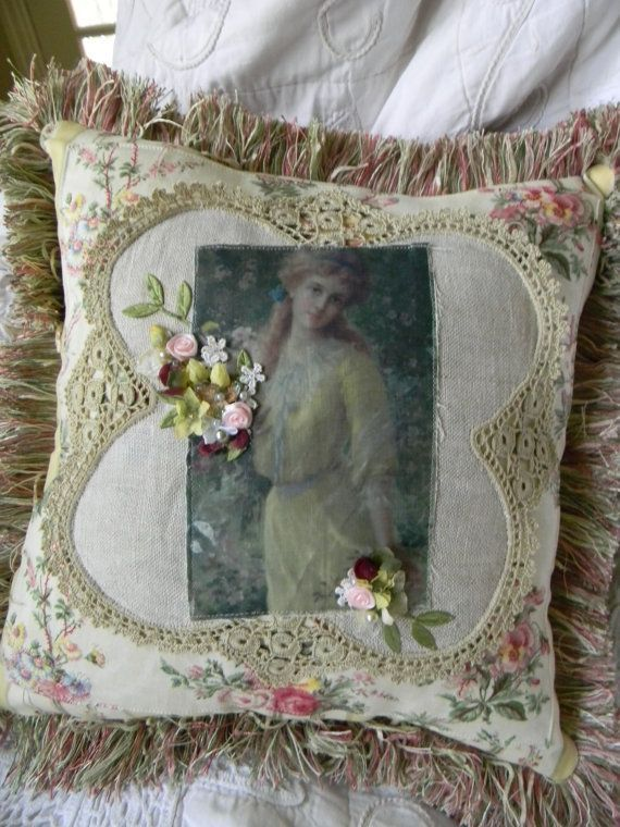 Victorian Era Pillows : 102 best images about Victorian Accent Pillows on Pinterest Victorian christmas, Victorian and ...
