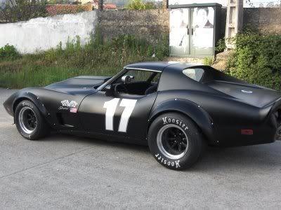 1969 Corvette. Flat black!! Heaven