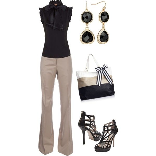Love the shoes!Shoes, Classy Outfit, Fashion, Style, Closets, Clothing, Work Outfits, Wear, Black